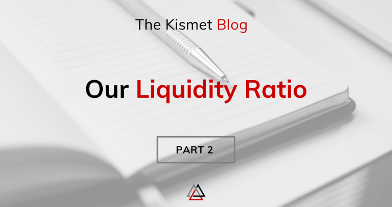 Our Liquidity Ratio | Part 2
