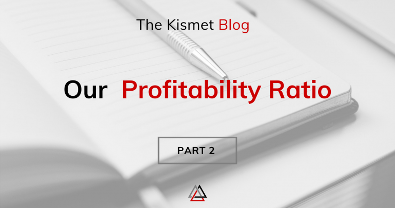 Our Profitability Ratio | Part 2